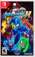 Mega Man 11 [Nintendo Switch]