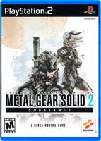 Metal Gear Solid 2: Substance [PS2]