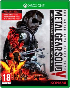 Metal Gear Solid V - Definitive Experience [Xbox One]