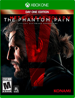 Metal Gear Solid V: The Phantom Pain. Премьерное издание [Xbox One]