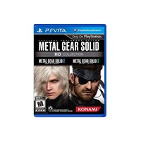 Metal Gear Solid HD Collection [PS Vita]