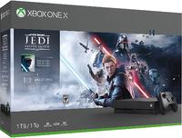 Игровая приставка Microsoft Xbox One X 1TB Звёздные Войны «Джедаи: Павший Орден»
