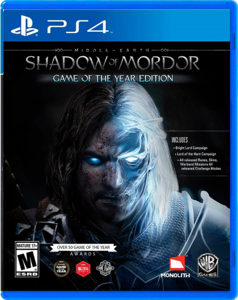 Middle - Earth: Shadow of Mordor - Game of the Year Edition