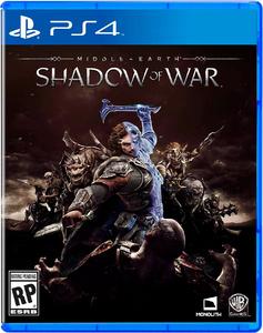 Средиземье: Тени войны [PS4]