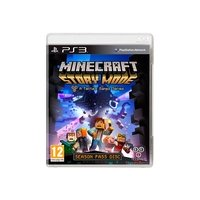 Minecraft: Story Mode [PS3]