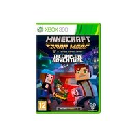 Minecraft: Story Mode The Complete Adventure [Xbox 360]