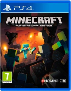 Minecraft: PlayStation 4 Edition [PS4]