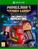 Minecraft: Story Mode - The Complete Adventures [Xbox One]