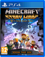 Minecraft: Story Mode [PS4]