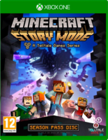 Minecraft: Story Mode [Xbox one]