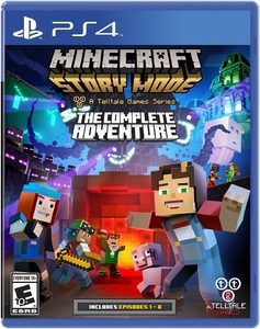 Minecraft: Story Mode - The Complete Adventure [PS4]