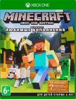 Minecraft: Xbox One Edition. Любимые дополнения