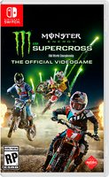 Monster Energy Supercross - The Offcial Videogame