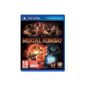 Mortal Kombat [ps vita]