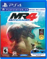 Moto Racer 4 vr [PS4]