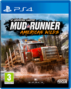 Spintires: Mud Runner. American Wilds [PS4]