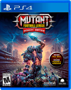 Mutant Football League. Dynasty Edition [PS4]