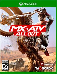 MX vs ATV: All out [XBOX ONE]
