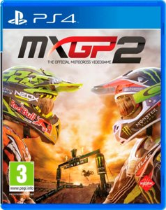 MXGP 2 The Official Motocross Videogame [PS4]