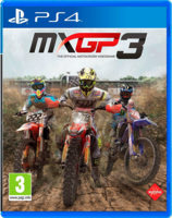MXGP 3: The Official Motocross Videogame [PS4]