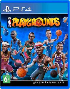 NBA Playgrounds 2 [PS4]