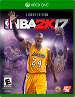 NBA 2K18. Legend Edition [Xbox One]