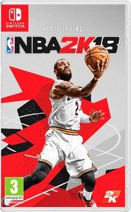 NBA 2K18 - [Nintendo Switch]