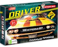 Игровая приставка Dendy «Driver» + 300 игр + пистолет