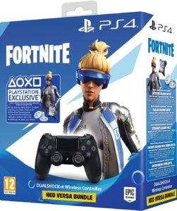 Беспроводной джойстик DualShock 4 версия 2 + Fortnite «Neo Versa Bundle»