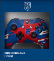 Беспроводной джойстик Xbox One Wireless Controller КХЛ «Нева» с 3,5-мм стерео-гнездом для гарнитуры и Bluetooth