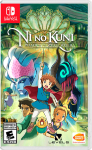 Ni no Kuni: Wrath of the White Witch [switch]