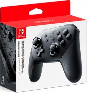 Геймпад Nintendo Switch Pro Controller, черный