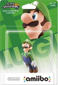 Фигурка Amiibo Луиджи «Super Smash Bros. Collection»