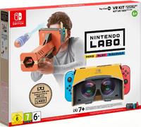 Nintendo Labo. Набор «VR»: Стартовый набор + Бластер