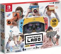 Nintendo Labo. Набор «VR»
