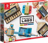 Nintendo Labo. Набор «Ассорти»