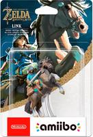 Amiibo. Фигурка Линк-всадник «The Legend of Zelda Collection»