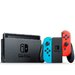 Игровая приставка Nintendo Switch «неоновый красный/неоновый синий» Обновленная версия + The Legend of Zelda: Breath of the Wild