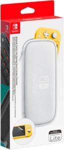 Чехол и защитная пленка Nintendo Switch Lite Carrying Case and Screen Protector
