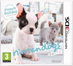 Nintendogs + Cats: Французский бульдог и Новые Друзья