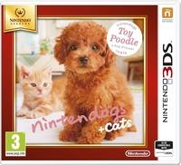 Nintendogs + Cats: Карликовый пудель и Новые Друзья