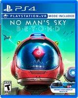 No Man`s Sky. Beyond «поддержка VR»