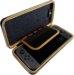 Защитный алюминиевый чехол Zelda для консоли Nintendo Switch (NSW-091U) черный/золотой