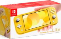 Nintendo Switch Lite «желтый цвет»