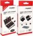 Футляр для 24 картриджей + сменные накладки на стики для консоли Nintendo Switch (TNS-1844) черный