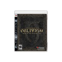 Elder Scrolls IV: Oblivion - Game of the Year Edition [PS3]