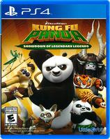 Кунг-Фу Панда: Решающий Поединок Легендарных Героев [PS4]