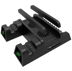 Подставка вертикальная OIVO «X-ONE Series Multi-Functional Cooling Stand» для Xbox One model IV-X0011