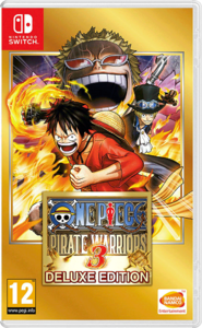 One Piece Pirate Warriors 3. Deluxe Edition [Nintendo Switch]
