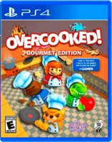 Overcooked: Gourmet Edition [PS4]